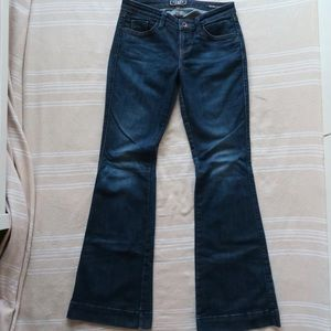"""GUESS """"Brittany Flare"""" Bellbottom Jeans"""